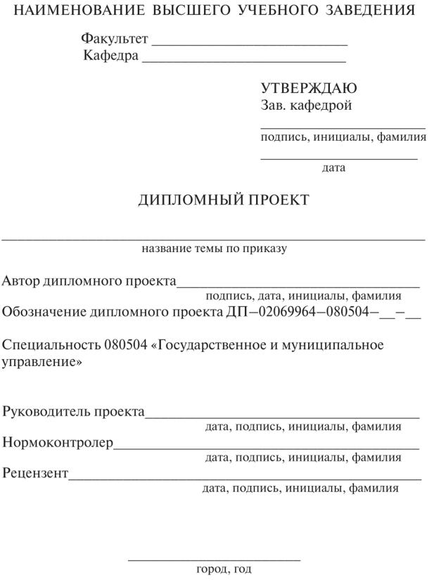 Как оформить реферат правильно - правила оформления реферата | 831x617