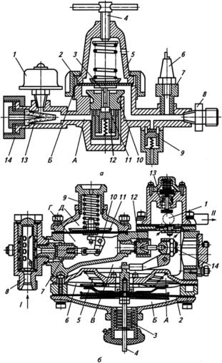 Система питания газобаллонных автомобилей