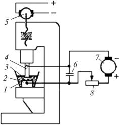 Электроискровой метод обработки металлов