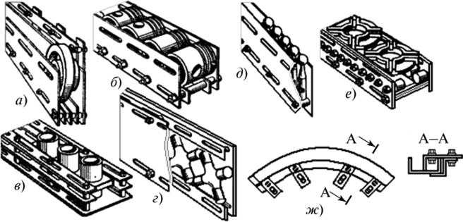 привод транспортера накопителя