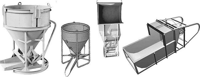 требования к бетонной смеси при транспортировке