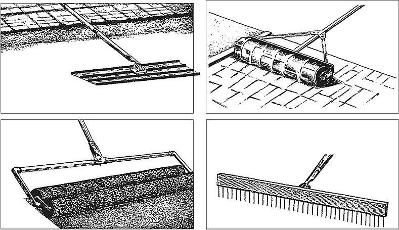Инструменты для бетонной смеси где купить бетон в ростове