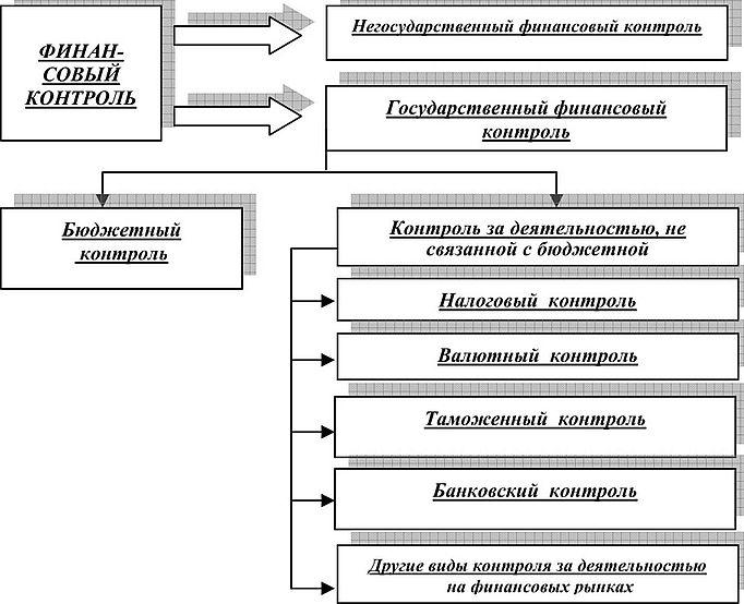 Финансовый контроль сущность, модели, формы и методы шпаргалка