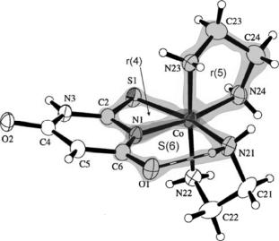 Cobalt iii complexes